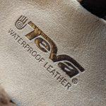 TEVA WATERPROOF Leather Sandal