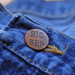 BIGBEN Denim Painter Pants W36