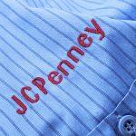 USA REDKAP/JCPenney L/S Stripe Work Shirt