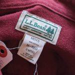 USA L.L.Bean L/S Cotton Chamois cross Shirt
