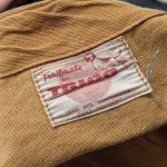 50s-60s USA TRIGG Cotton Duck Hunting Vest