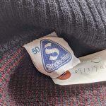 Germany Strickschon Wool Knit Shawl Cardigan