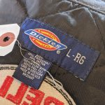 80s USA Dickies BELL HELMETS Work Jacket