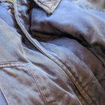 50s-60s USA CONMAR-Zipper Batting Gabardine Work Jacket