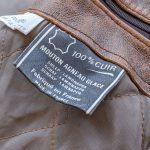 1970s-80s French Sheep Leather Jacket & NEW YEAR SALE