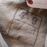 Dead Stock 1950s French Military M-47 Field Jacket