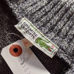 1970s French Lacoste Wool Knit Half-Zip Sweater