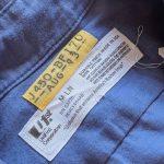 USA UniFirst L/S Cotton Work Shirt 送料無料キャンペーン中!
