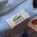 French Lacoste L/S Button down Oxford Shirt & 送料無料5月30日まで延長!