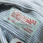 本日より通常営業再開 & USA REDKAP S/S Striped Work Shirt & 送料無料5月30日まで!