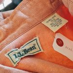 CANADA LLBean L/S Button down Cotton Shirt & 送料無料5月30日まで!