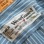USA WearGuard S/S Stripe Work Shirt