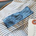 USA CiNTAS S/S Stripe Work Shirt