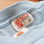 1970s-80s USA SUNBELT Plain T-shirt XL