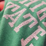"1970s-80s USA SCREEN STARS ""MICHIGAN STATE"" Print T-shirt"