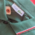 2020 Summer SALE & 1980s French Lacoste L/S Polo Shirt