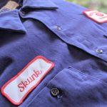 2020 Summer SALE & USA GK TEAM WEAR L/S Patch Work Shirt
