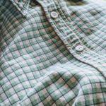 1960s 70s EURO L/S Cotton GrandFather Shirt