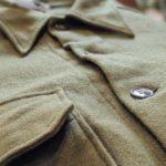 10%Offクーポン最終日! & 1950s U.S.ARMY Wool Shirt