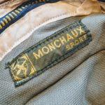1960s-70s EURO MONCHAUX SPORT Corduroy Hunting Pants W35