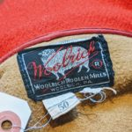 Bigsize 1950s USA WoolRich Wool Hunting Jacket Mens-XXL