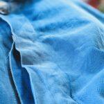 1970s-80s French Herringbone Cotton Twill Work Jacket Mens-L