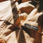 1960s-70s EURO LEE COOPER Cotton Jacket Light-Brown Mens-L